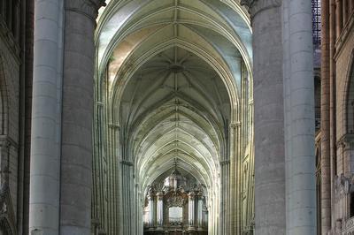 Visite Guidée Les Trésors Cachés De La Basilique : De La Crypte À La Chapelle Saint-michel à Saint Quentin