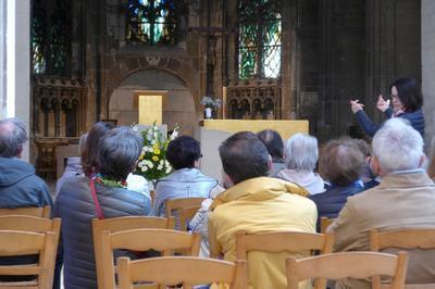 Visite Guidée : Les Vitraux De L'église Saint-jacques à Reims