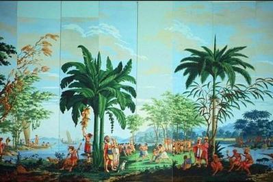 Visite Guidée Les Voyages Du Capitaine Cook à Lay saint Christophe
