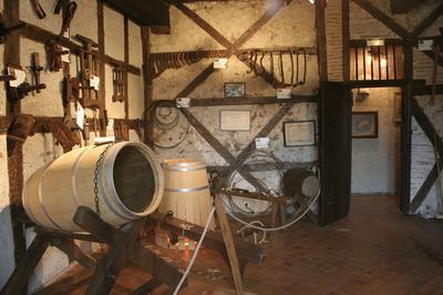 Visite Guidée Musée De La Vigne à Saint Pourcain sur Sioule