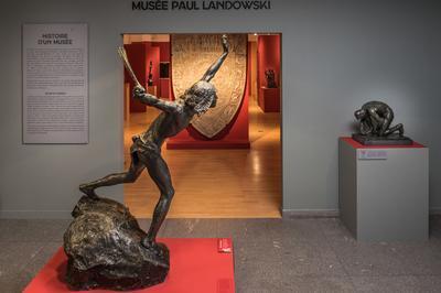 Visite Guidée Par L'arrière Petit-fils Du Sculpteur à Boulogne Billancourt