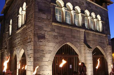 Visite Guidée : Pèlerins Dans La Nuit à Figeac