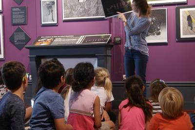 Visite Guidée Pour Les Petits à Loches