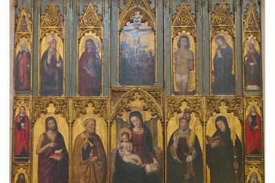 Visite Guidée Spirituelle De L'eglise St Jean Baptiste à Les Arcs