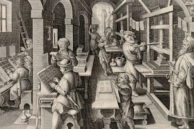 Visite Guidée Sur Les Pas Des Imprimeurs à Strasbourg