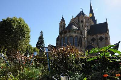 Visite Historique De L'église Saint-joseph à Montigny les Metz