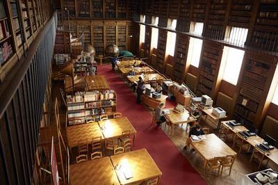 Visite Historique De La Bibliothèque à Chalon sur Saone