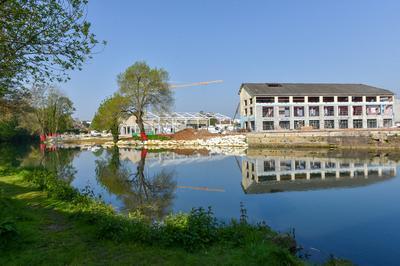 Visite Historique Du Site Boinot à Niort