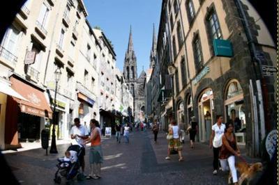 Visite Insolite De Lieux Méconnus, Avec Accesens   Braille & Culture à Clermont Ferrand