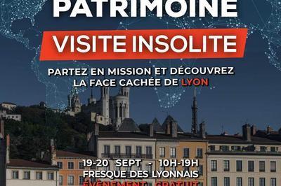 Visite Insolite De Lyon