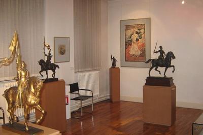 Visite Insolite « Cherchez L'erreur » Au Musée Jehanne D'arc Vaucouleurs
