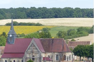 Visite Journées Du Partimoine De L'église De Saint Martin Sur Oreuse à Saint Martin sur Oreuse