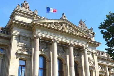 Visite « éclair » De La Place De La République à Strasbourg