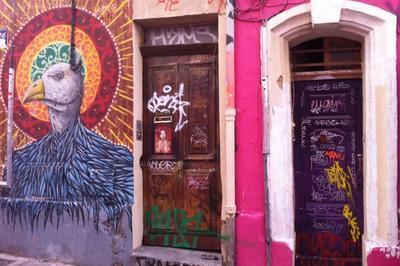 Visite « Parcours Street Art Enfant » à Marseille