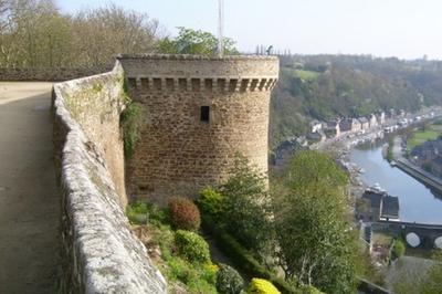 Visite - Les Remparts De Dinan