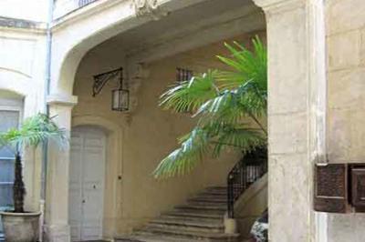 Visite Libre Hôtel Cambacéres à Montpellier