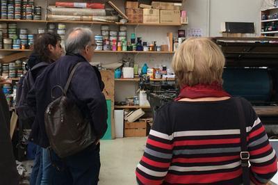 Visite Libre à Urdla à Villeurbanne