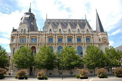 Visite Libre Médiathèque L'Apostrophe à Chartres