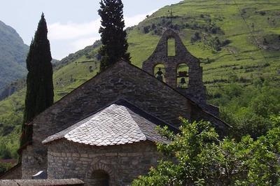 Visite Libre à Ornolac Ussat les Bains