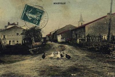 Visite Libre Avec Audioguide Sur Smartphone Du Village De Rogéville à Rogeville