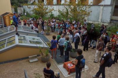 Visite Libre De Jardinsurcour. à Lyon
