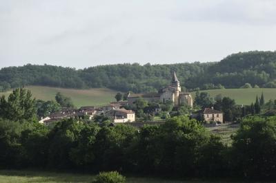 Visite Libre De L'abbatiale Saint-michel à Pessan