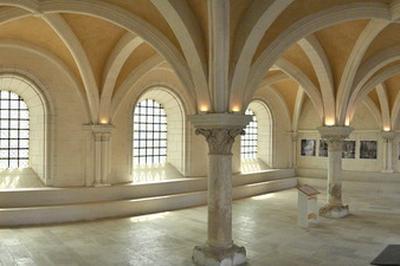 Visite Libre De L'abbaye Saint-germain à Auxerre