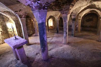 Visite Libre De L'abbaye Saint-maur à Bleurville