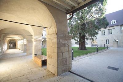 Visite Libre De L'ancien Couvent Des Cordeliers à Dijon