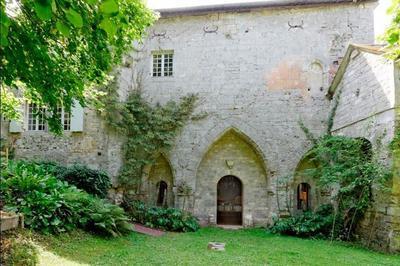 Visite Libre De L'ancienne Abbaye De Grestain à Fatouville Grestain