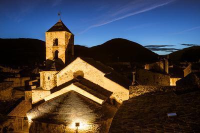 Visite Libre De L'ancienne église Saint-jean-baptiste Et Exposition Photos Paysages D'ardèche. à Meysse