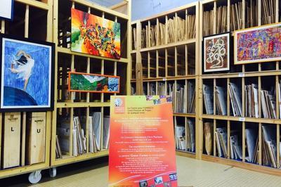 Visite Libre De L'artothèque Mémoires Du Futur à Troyes