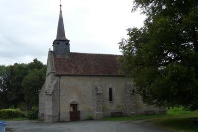 Visite Libre De L'église à Jalesches