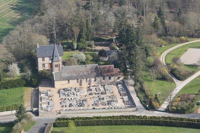 Visite Libre De L'église à Gouville