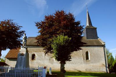 Visite Libre De L'église à Tercillat
