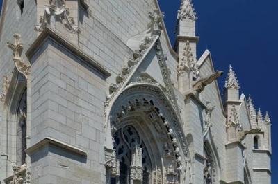 Visite Libre De L'église à Loudun