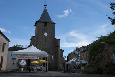 Visite Libre De L'église à Saint Andre