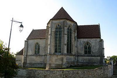 Visite Libre De L'église à Louatre