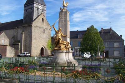 Visite Libre De L'église à Clugnat