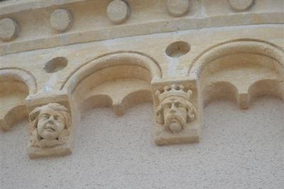 Visite Libre De L'église Notre-Dame à Bias