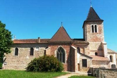 Visite Libre De L'église à Biziat