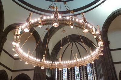 Visite Libre De L'église Catholique Saint-pierre-le-jeune à Strasbourg