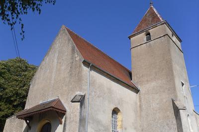 Visite Libre De L'église D'esmoulins à Esmoulins