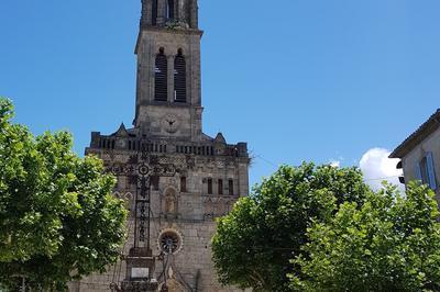 Visite Libre De L'église De Banne.