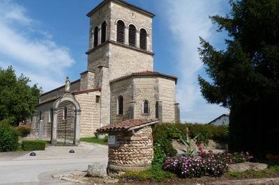 Visite Libre De L'église De Bressolles.