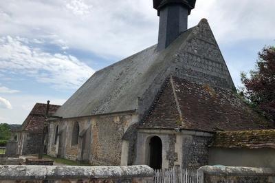 Visite Libre De L'église De Mancelles à Ajou