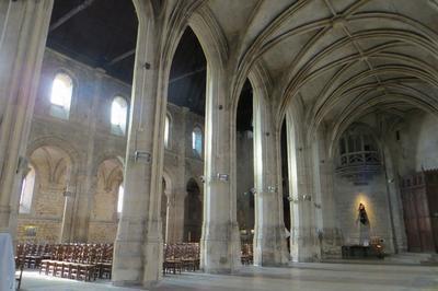 Visite Libre De L'église De Montivilliers