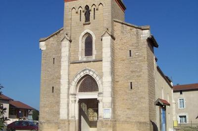 Visite Libre De L'église De Rancé. à Amberieux en Dombes