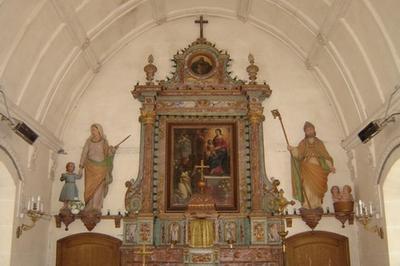 Visite Libre De L'église De Saint-cyr-du-ronceray à Saint Cyr du Ronceray