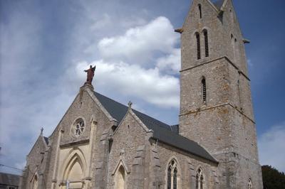 Visite Libre De L'église De Tocqueville